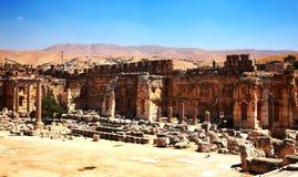Free City Of Jupiter S Temple, Baalbek, Lebanon Royalty Free Stock Photos - 15117078
