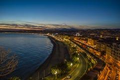 Free City Of Nice Stock Photo - 38211410