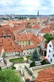 City Of Prague Stock Photography
