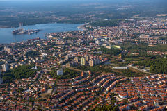 Free City Of Pula, Croatia, Aerial View Royalty Free Stock Photos - 82300738