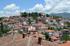 City of Ohrid Stock Image