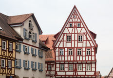 City or old town of Bad Wimpfen Germany Stock Images