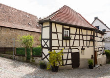 City or old town of Bad Wimpfen Germany Stock Photo