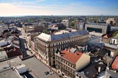 City Olomouc Royalty Free Stock Photo