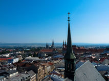 City of Olomouc Royalty Free Stock Images