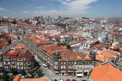City of Oporto, Portugal Stock Photo
