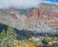 City of Ouray Stock Photos