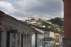 City of Ouro Preto Royalty Free Stock Image