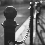 City outdoor detail. Royalty Free Stock Images
