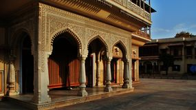 City Palace. Maharaja jaipur Rajasthan Stock Photo