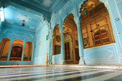 City Palace. During the day in Udaipur Stock Images