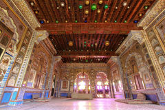 City Palace. During the day in Udaipur Royalty Free Stock Photos