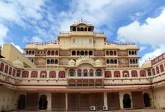 City Palace. Royalty Free Stock Image