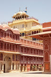 City palace building, Jaipur, India Stock Photography