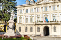 City Palace of Domodossola, Italy. City Palace of Domodossola, Piedmont, Italy Royalty Free Stock Photos