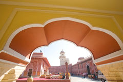 City Palace,India. Royalty Free Stock Photos