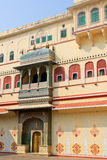 City Palace in India. The home of the Royal family Stock Photo