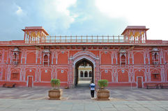 City palace, India Royalty Free Stock Photography