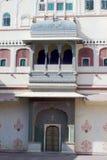 City Palace, Jaipur stock photo
