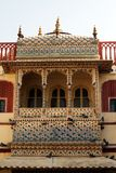 City Palace, Jaipur Royalty Free Stock Photography