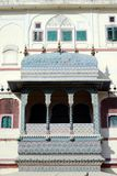 City Palace, Jaipur Stock Photography