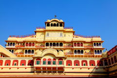 City Palace, Jaipur Stock Images
