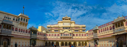 City Palace, Jaipur Stock Photo