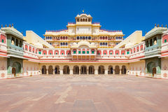City Palace in Jaipur Stock Photo