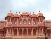 City Palace in Jaipur. Stock Photos