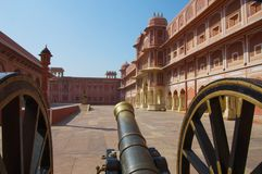 City Palace Jaipur Royalty Free Stock Photos