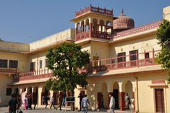 City Palace in Jaipur, India Stock Photo