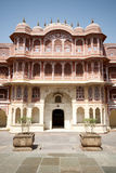 City Palace in Jaipur, India Royalty Free Stock Photo