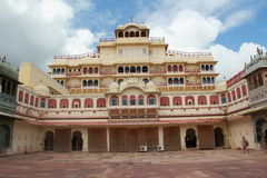 City Palace ,Jaipur.India Royalty Free Stock Images