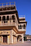 City Palace, Jaipur, India. Royalty Free Stock Photography