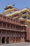 City Palace of Jaipur in India Stock Photography