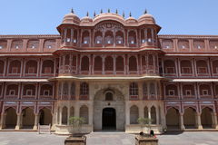 City Palace of Jaipur in India Royalty Free Stock Images