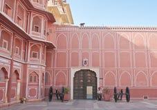 City Palace. Jaipur,India Stock Photo