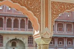 City Palace. Jaipur,India Stock Photography