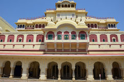 City Palace, Jaipur, India Royalty Free Stock Images