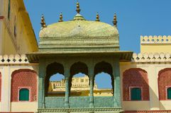 City Palace Jaipur Royalty Free Stock Images