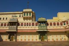 City Palace Jaipur Royalty Free Stock Image