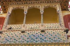 City Palace Jaipur Stock Photos