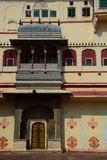 City Palace. Jaipur. Rajasthan. India Royalty Free Stock Images