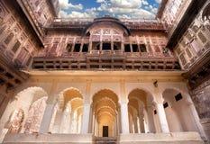 City palace in Jodhpur Royalty Free Stock Image