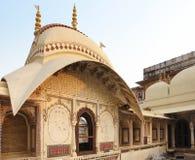 City Palace in Karauli Stock Photos