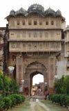 City Palace in Karauli Royalty Free Stock Image