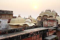 City Palace in Karauli Stock Photography