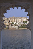 City Palace, Udaipur Royalty Free Stock Images