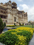 City Palace of Udaipur, India Stock Images