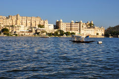 City Palace Udaipur Royalty Free Stock Photos